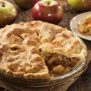 Apple Cider Pie