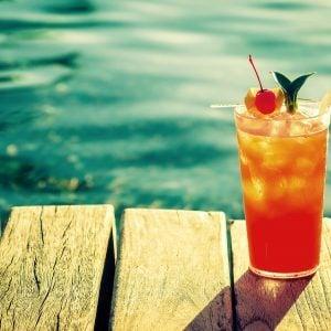 Breakfast Fruit Cocktail