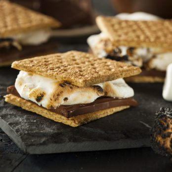 Traditional Hershey's® Milk Chocolate S'mores