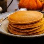 Pumpkin Griddle Cakes