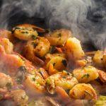 Sautéed Shrimp with Parsley
