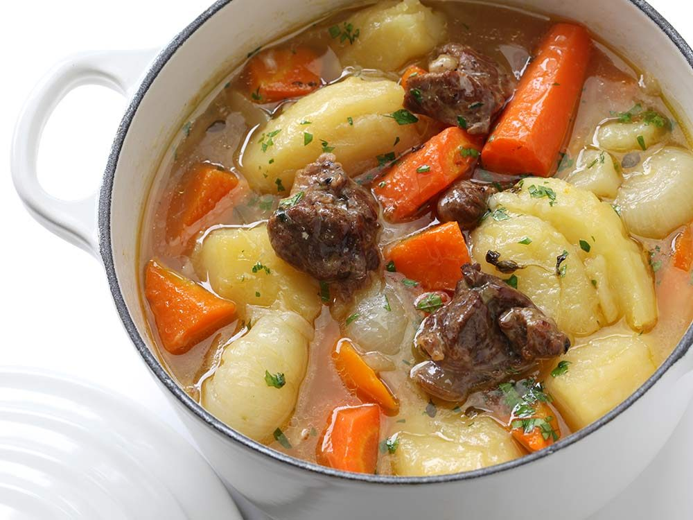 Traditional irish stew - Contemporary cuisine recipes ...