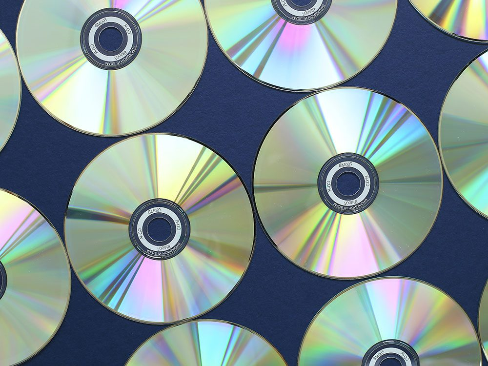 10 clever new uses for old CDs