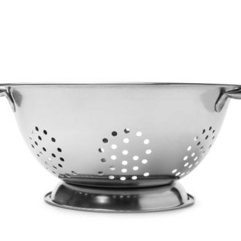 5 Things To Do with Colanders