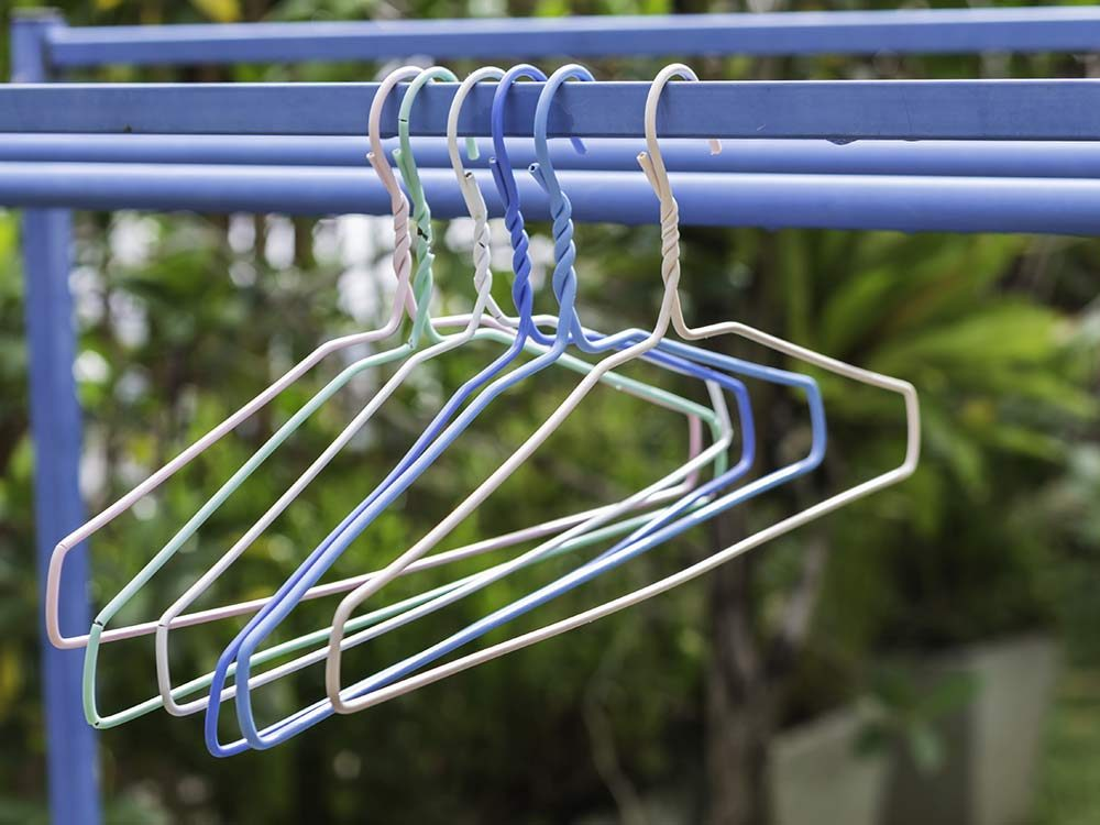 11 Things to Do with Coat Hangers