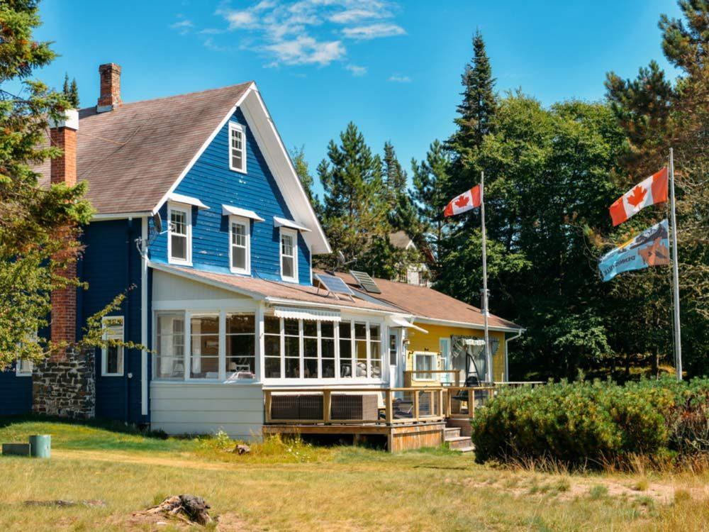 Secrets of cottage maintenance