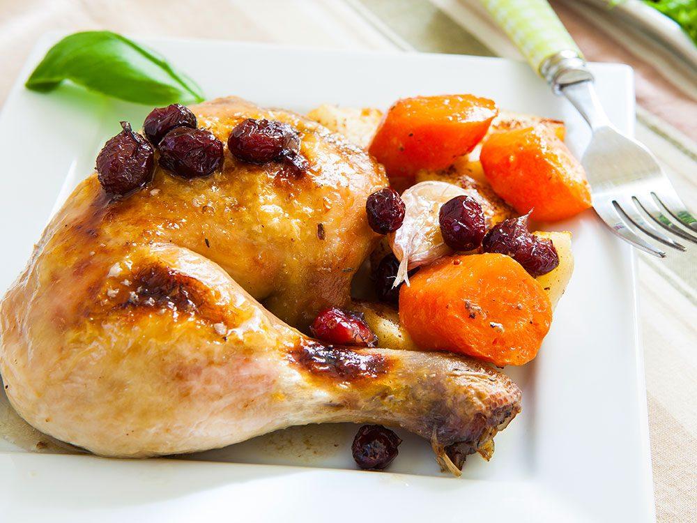 cranberry-chicken