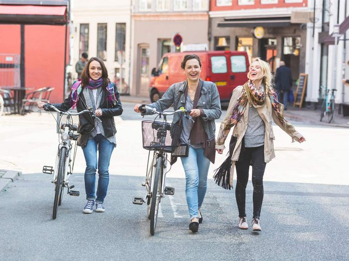 Denmark is home of the happiest people in the world