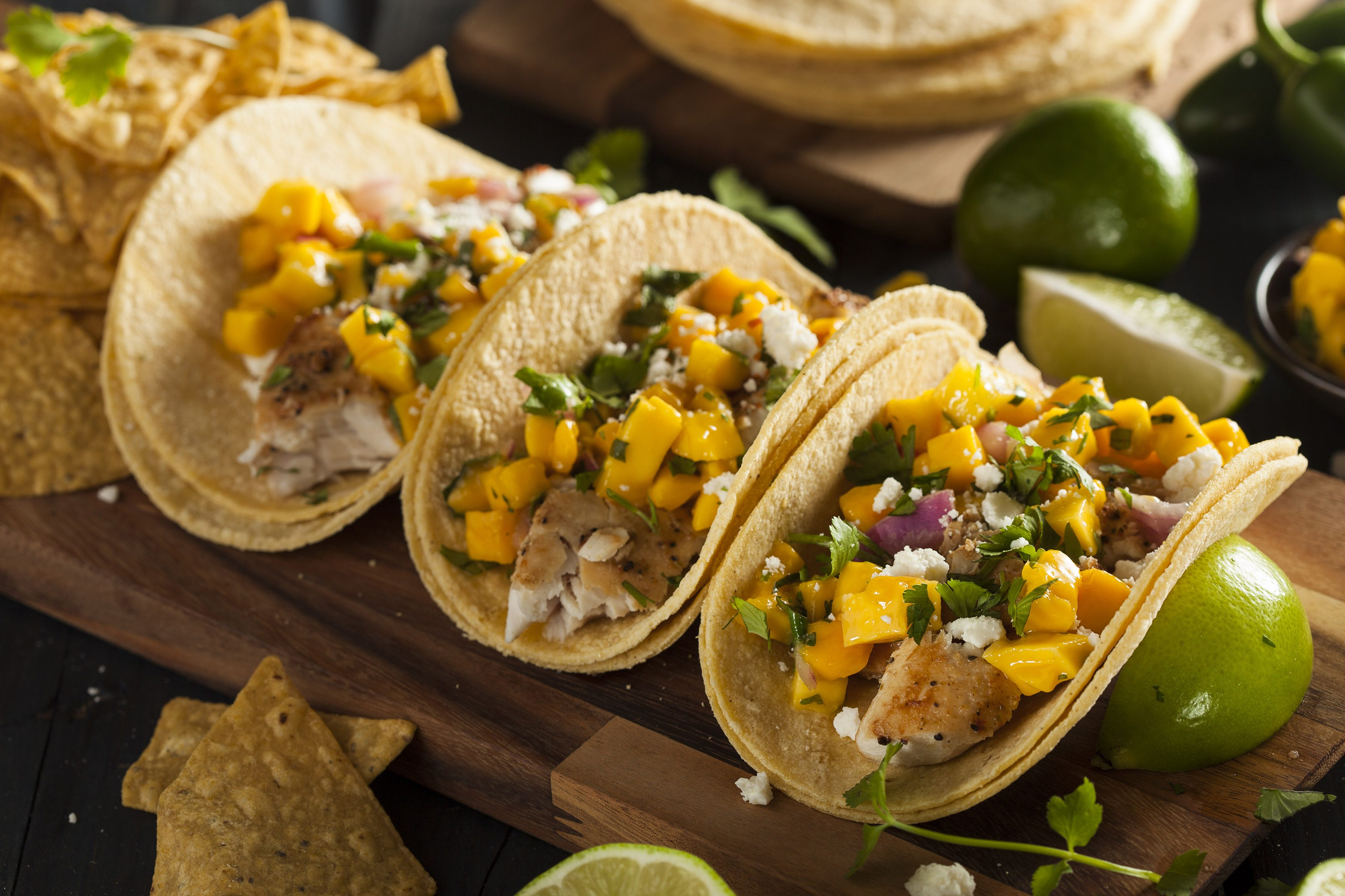 Healthy fish tacos for Best fish taco recipe in the world