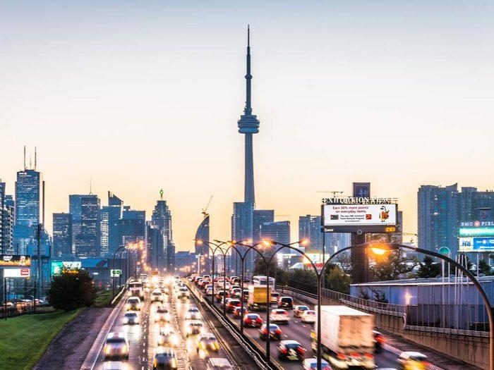 Toronto highway