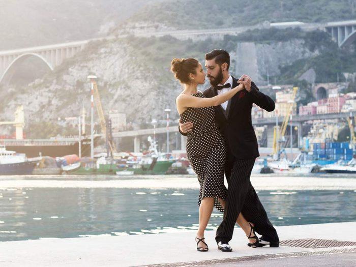Tango in Argentina