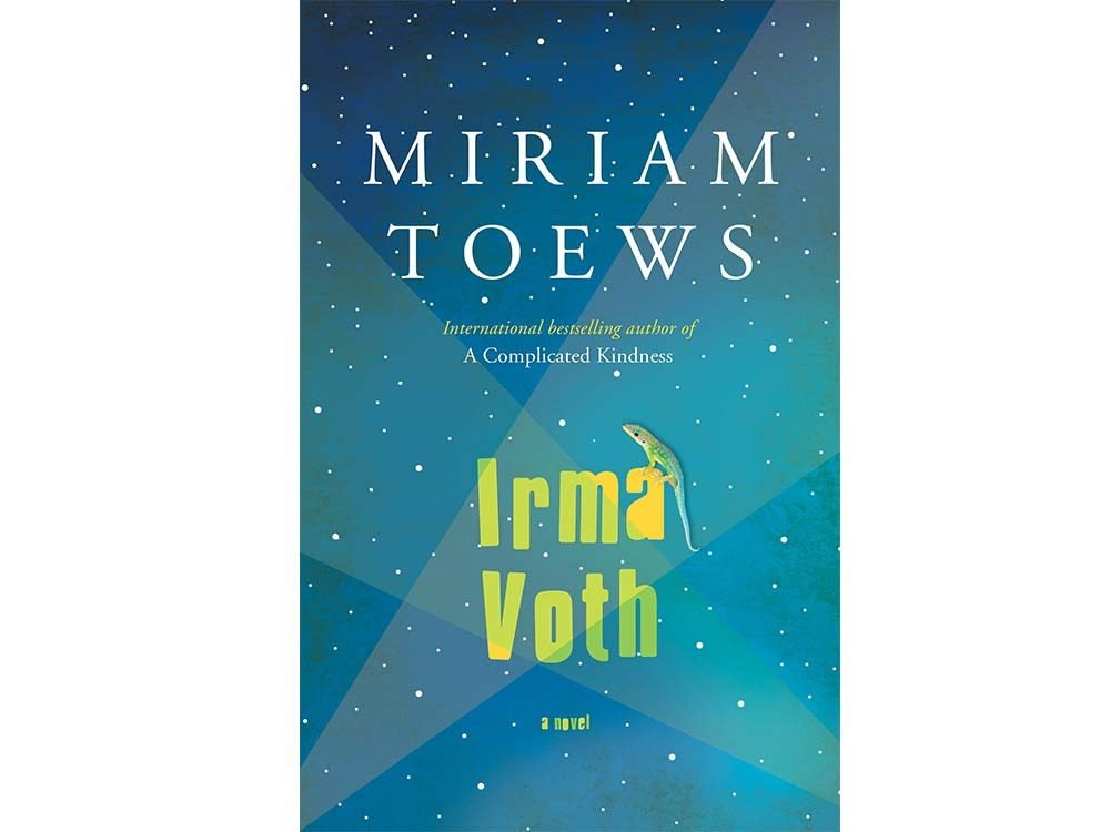 Irma Voth by Miriam Toews