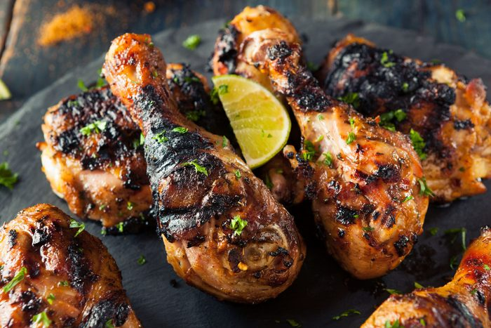 Jamaican Barbecued Chicken