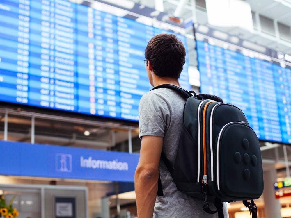 Last-minute travel tips