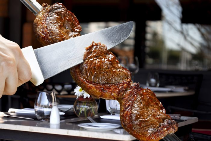 Steakhouse in Rio de Janeiro