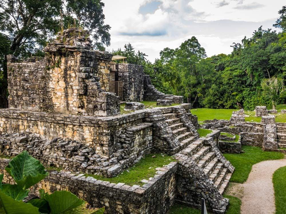 Ruins of Palenque, Mexico