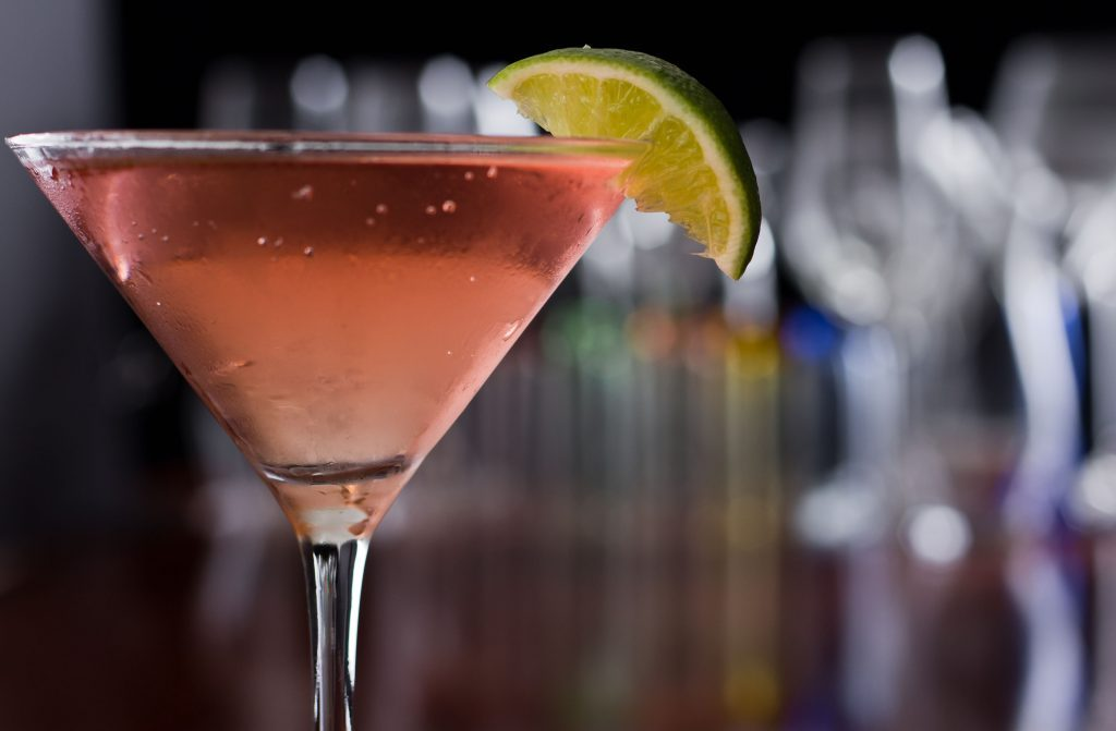 Cosmopolitans for Cocktail 69 special