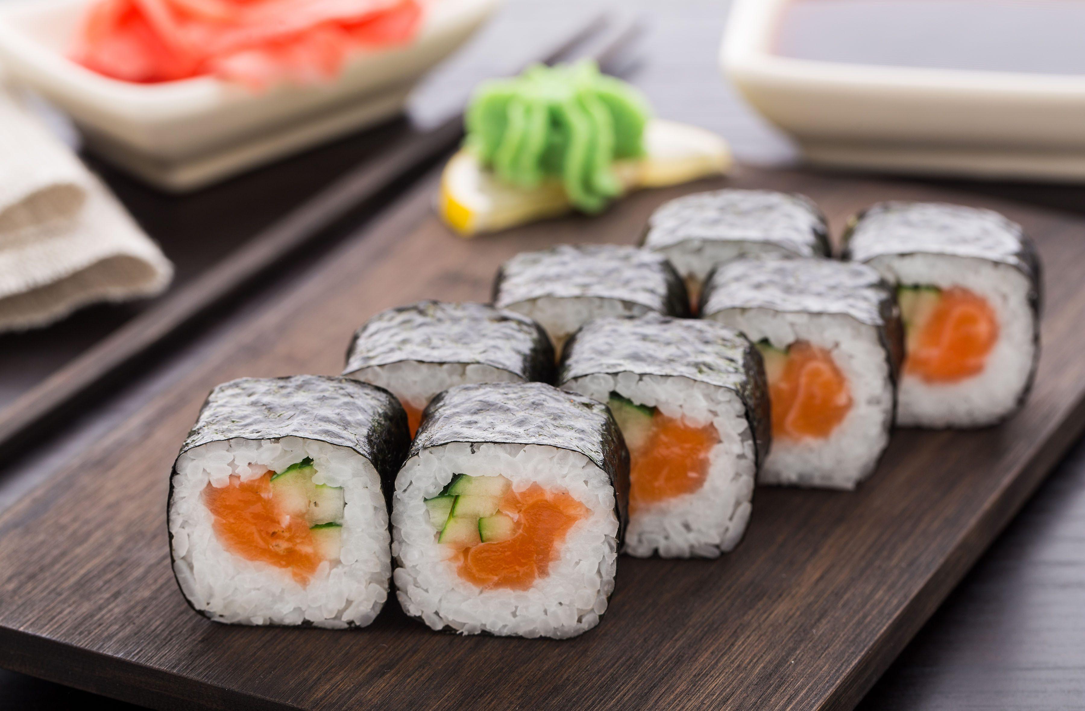 sushi tokyo