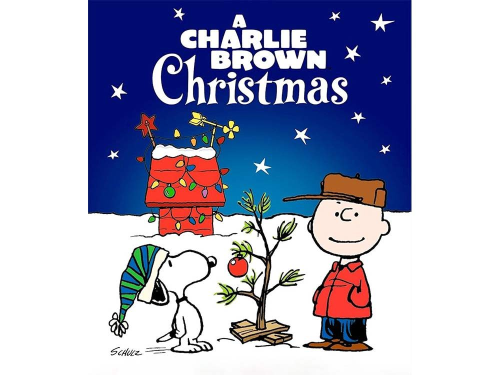 a charlie brown christmas - The Best Christmas Of All
