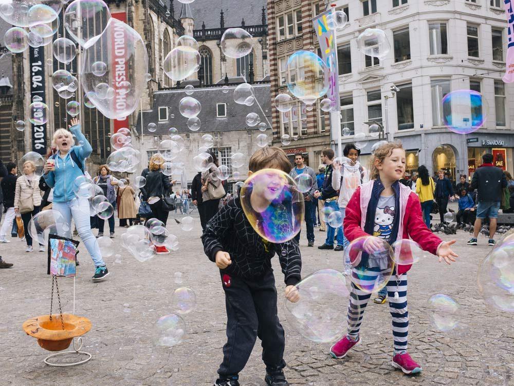 Children in the Netherlands