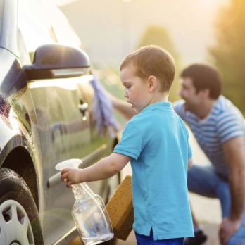 15 DIY Car Wash Tricks and Tips