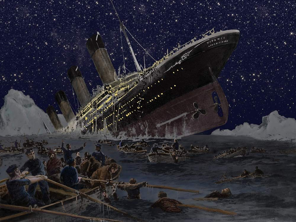the unsinkable ship  10 titanic facts you didn u0026 39 t know