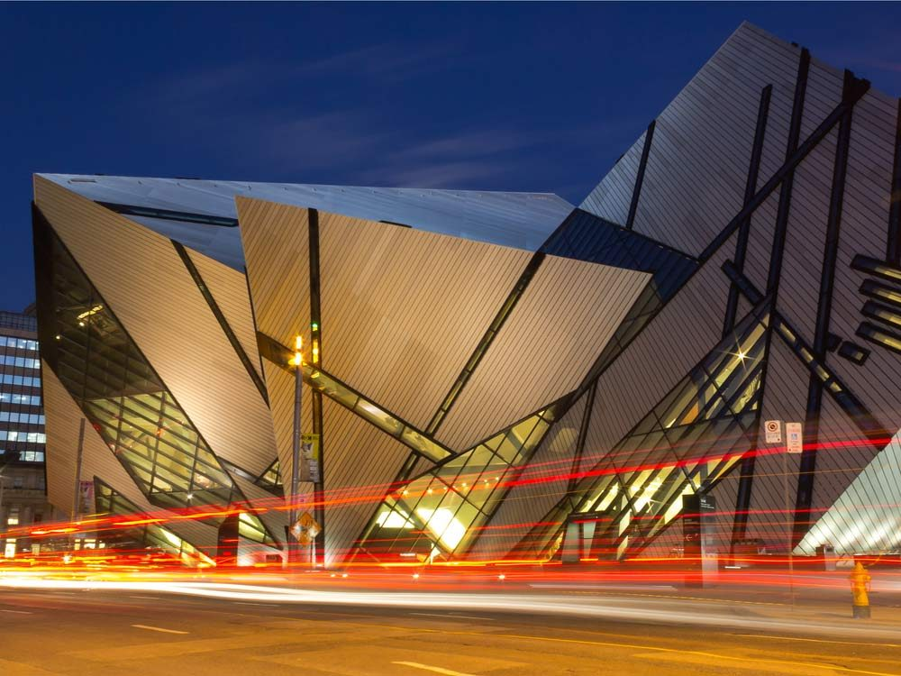 Royal Ontario Museum in Toronto
