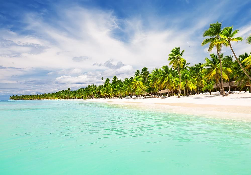 Coconut Coast in the Dominican Republic