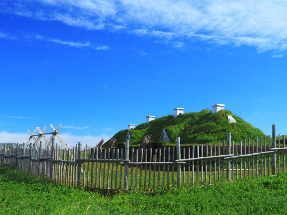 L'Anse Aux Meadows Heritage Site