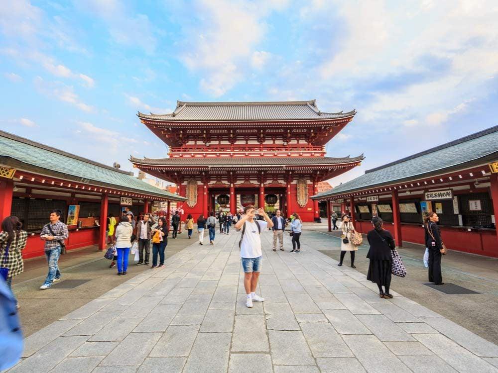Senso-Ji Temple