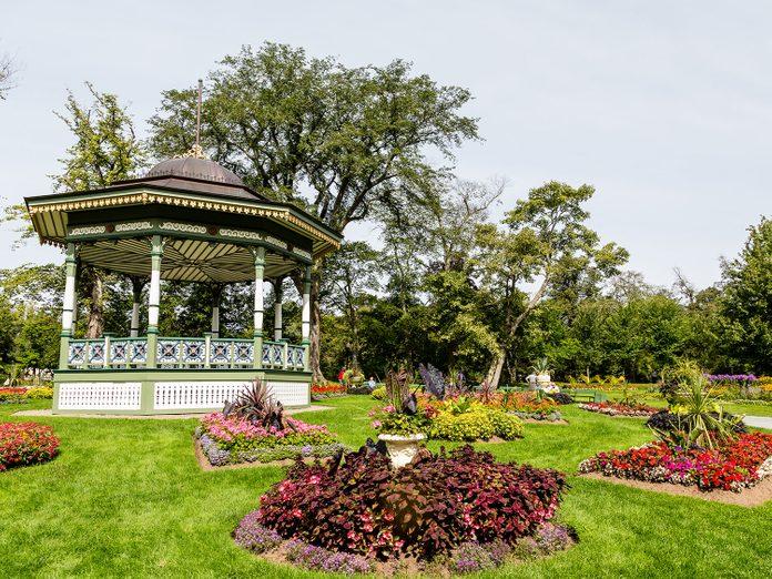 Public park, Halifax, N.S.