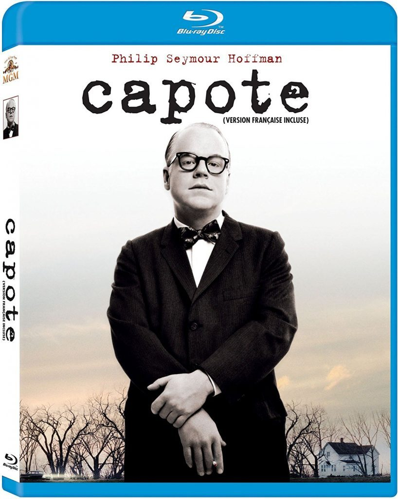 Blu-ray cover of Capote