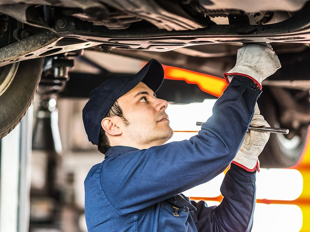 13+ Things Your Auto Mechanic Won't Tell You