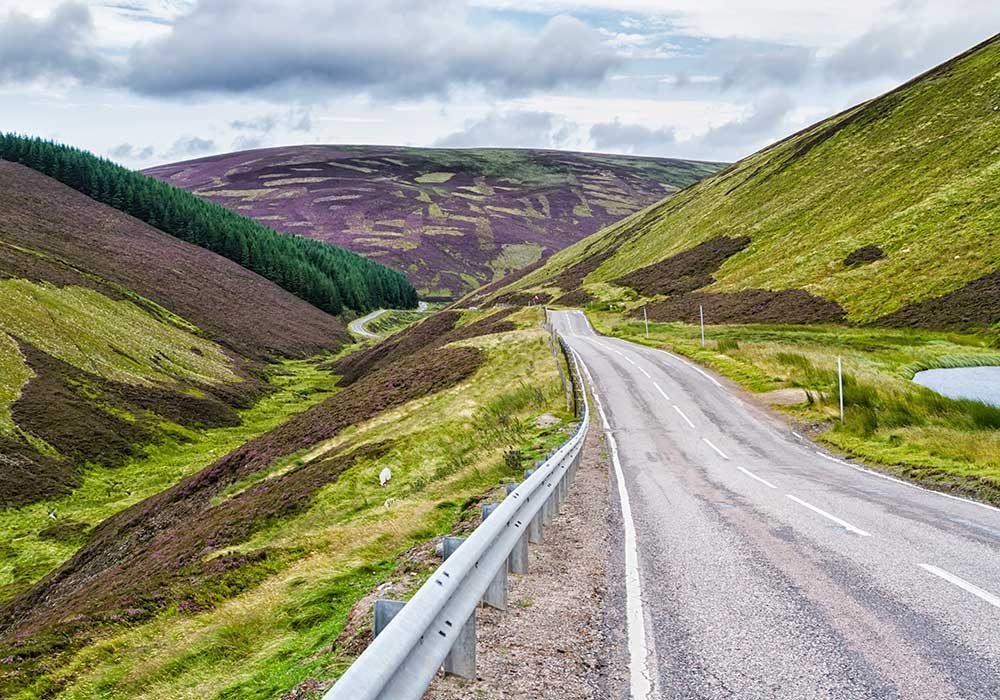 The Cairngorms, Scotland