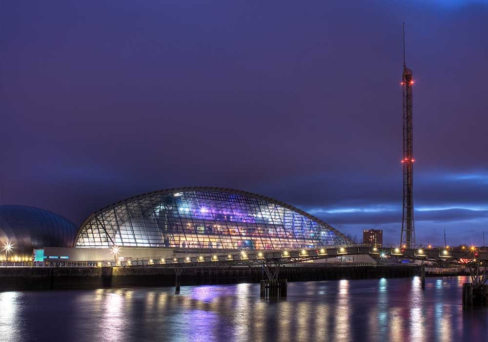 Glasgow Science Centre, Scotland
