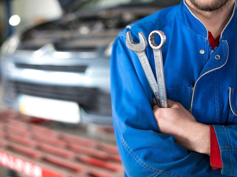 Mechanic secrets