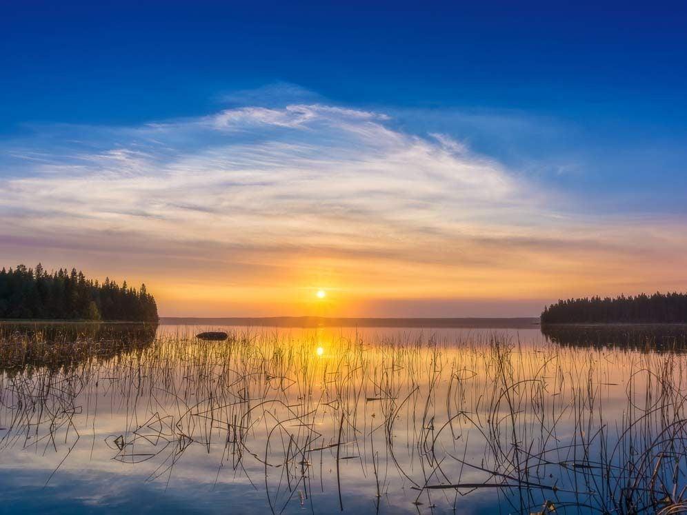 Prince Albert National Park of Canada
