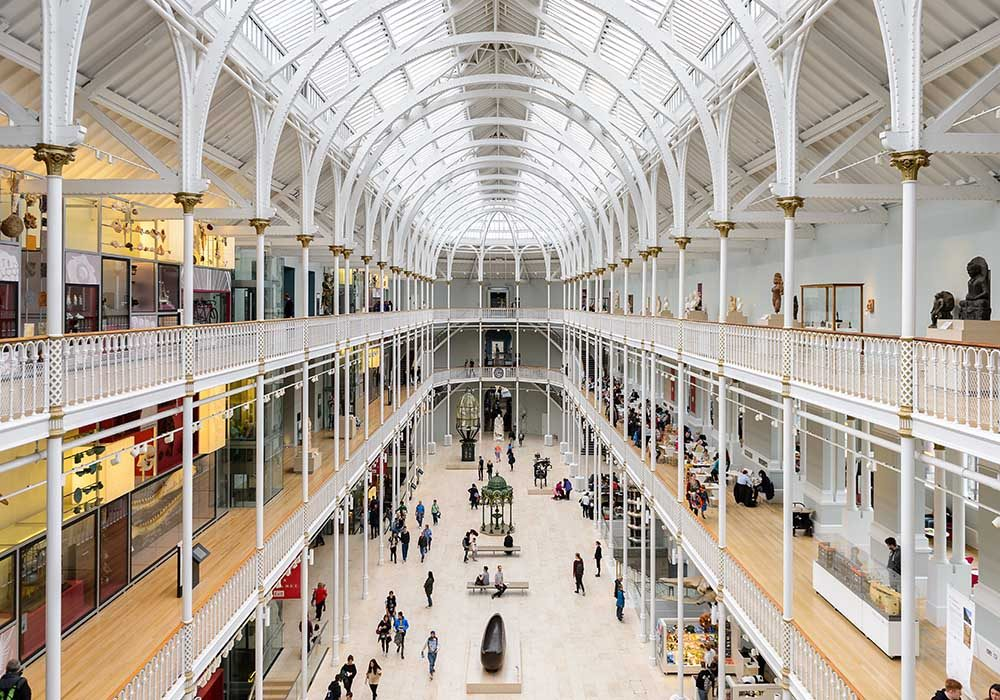 Royal Museum and Museum of Scotland