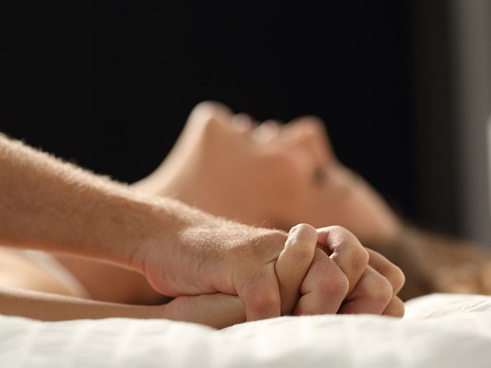 Orgasms can help reduce pain