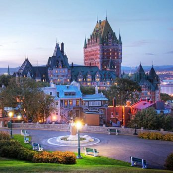 10 Most Romantic Places in Canada