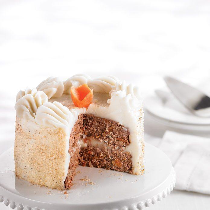 Meat-Loaf Cake