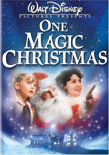 Cover of 80s movie One Magic Christmas