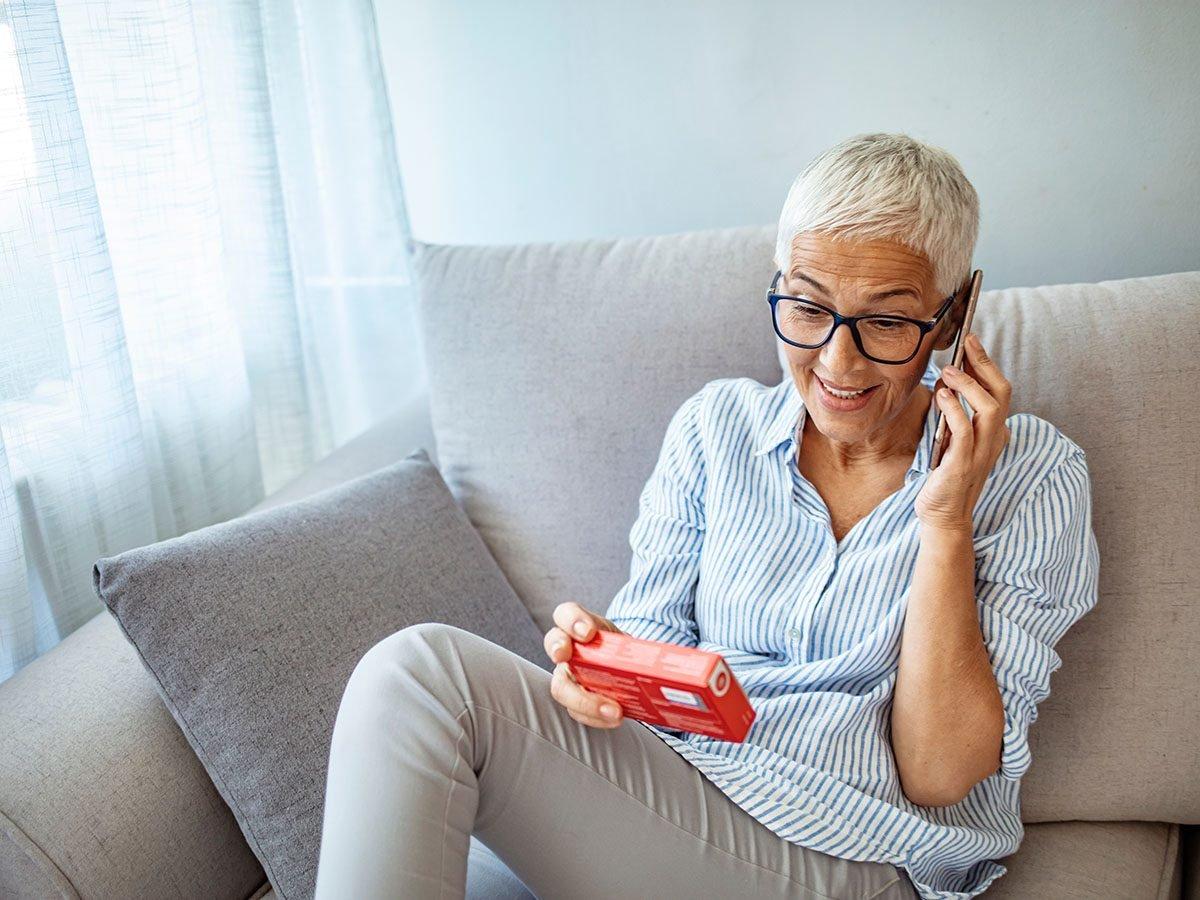 Stress management tips - Ordering medication over phone