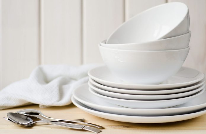 Downsize your plates