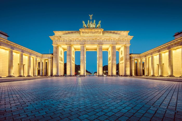 Berlin is one of the must-visit Olympic cities