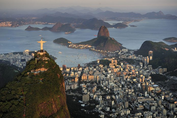 Rio de Janeiro is one of the must-visit Olympic cities