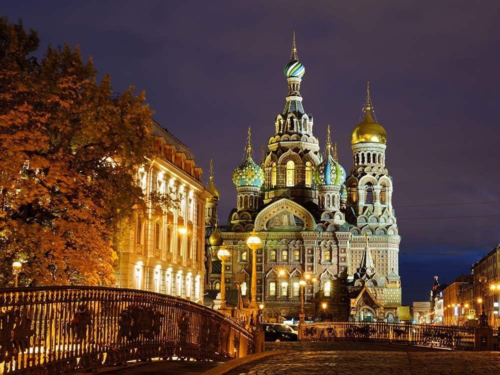 St. Petersburg architecture
