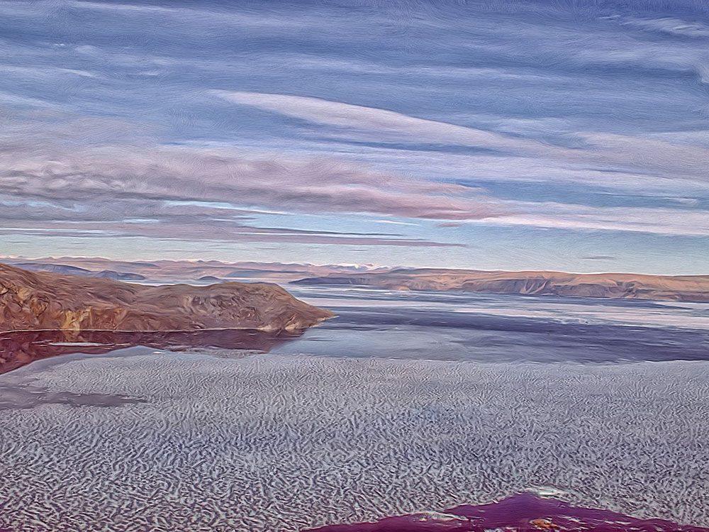 Ellesmere Island is one of Canada's natural wonders