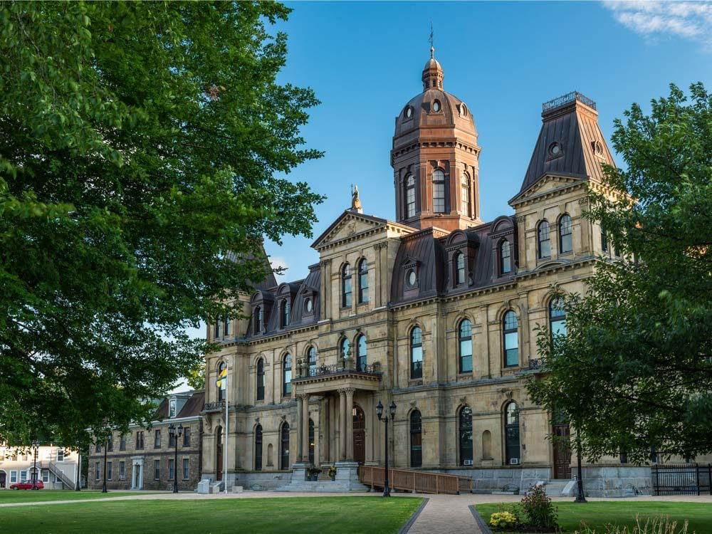 Montreal Getaways: Fredericton, New Brunswick