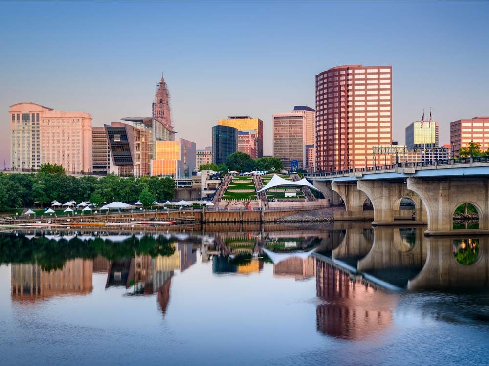 Montreal Getaways: Hartford, Connecticut